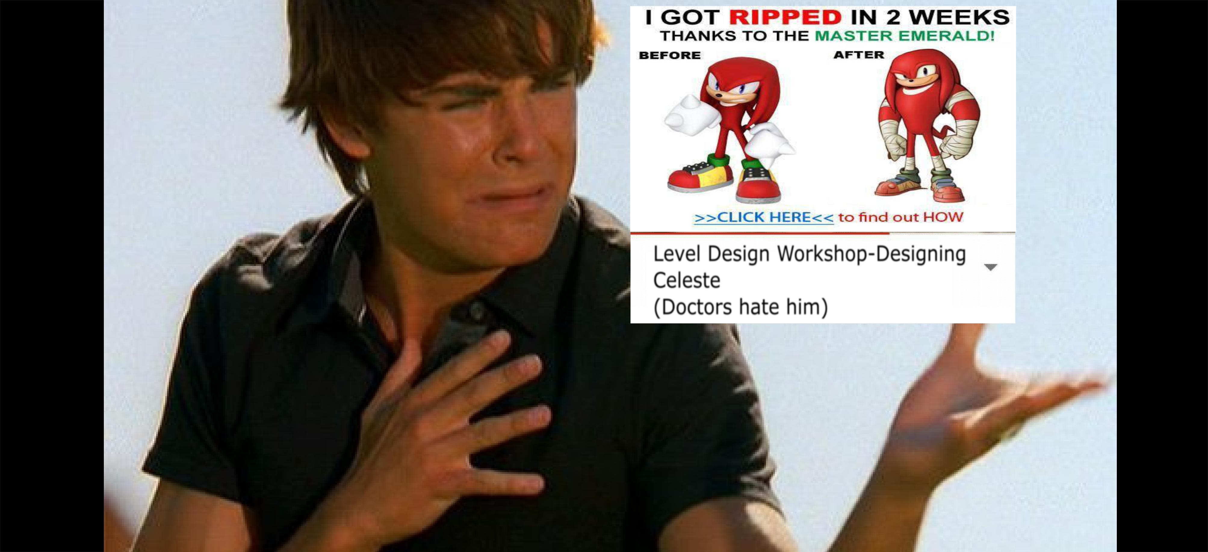Video Peeks: GDC Level Design Workshop-Designing Celeste